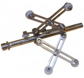 Pneus mini rørmaleverktøy 30 - 200 mm