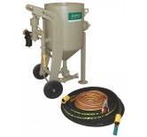SCW-2040-P sandblåseappart med slangepakke