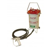 JA-FE 8 mini sandblåseapparat komplett m/valgfri dyse