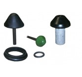 Pop-up ventiler