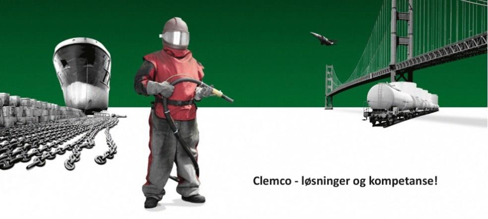 Clemco - løsninger og kompetanse