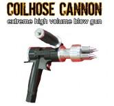 Cannon renblåsepistol - Ekstremt høyt luftvolum