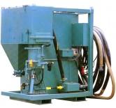 SR-3 støvfritt sandblåseanlegg